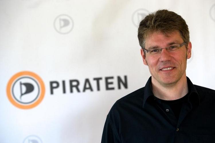 Piraten wählen Stefan Körner zum neuen Vorsitzenden (© 2014 AFP)