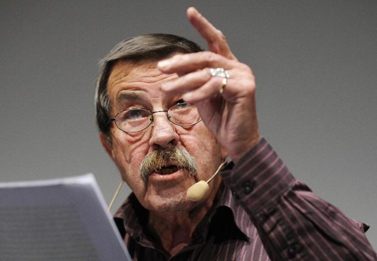 Grass würde gerne als Kuckuck wiedergeboren werden (© 2014 AFP)