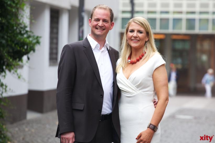 Mit Bürgerlichem Namen heißen die beiden Claudia Monréal und Christian Zeelen (xity-Foto: D. Creutz)