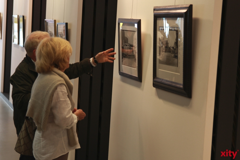Zu diesem Anlass zeigt Conzen Fotografien von Tata Ronkholz (xity-Foto: P. Basarir)