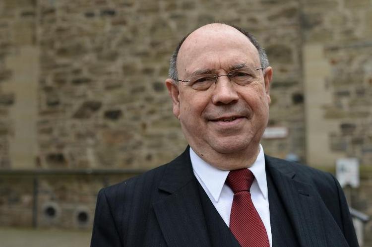 Nikolaus Schneider legt EKD-Ratsvorsitz vorzeitig nieder (© 2014 AFP)