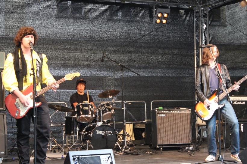 An 13 Veranstaltungsorten fanden 78 verschiedene Konzerte und Aufführungen statt. (xity-Foto: E. Aslanidou)