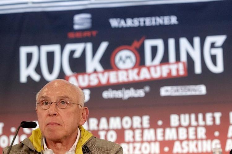 """Name """"Rock am Ring"""" ist nicht frei verfügbar (© 2014 AFP)"""