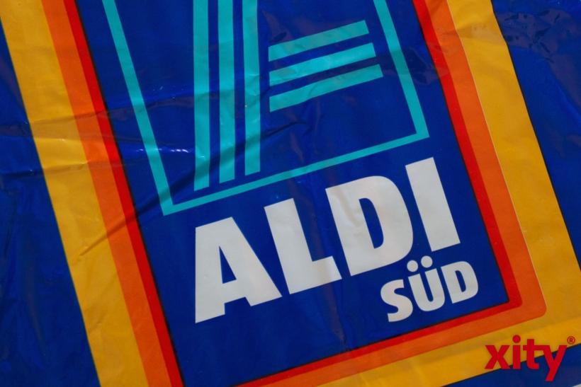 Aldi eröffnet auf der Düsseldorfer Kö (xity-Foto: H.Müller)
