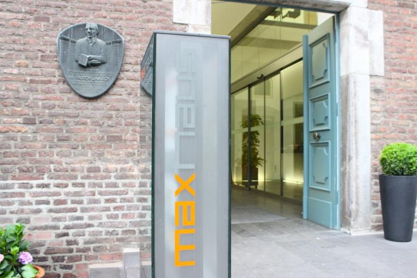 Buchpräsentation mit Dr. Florence Hervé im Maxhaus Düsseldorf (xity-Foto: D. Postert)