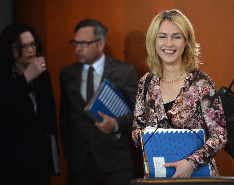 Familienministerium startet Anti-Extremismus-Programm (© 2014 AFP)