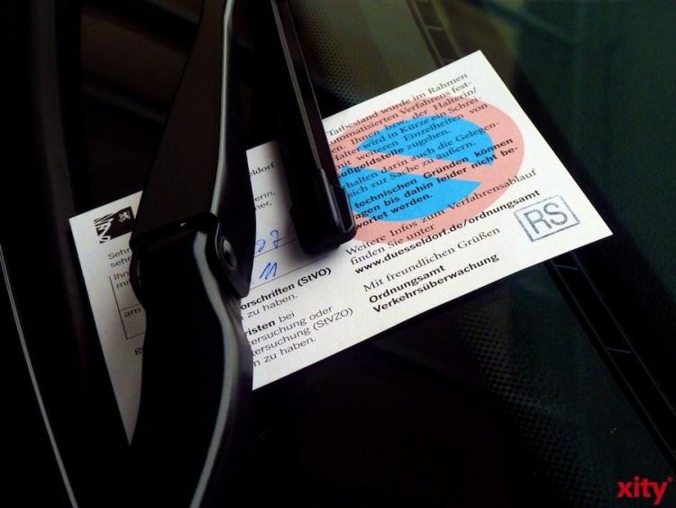 In vielen Urlaubsländern sind Knöllchen noch die günstigste Variante einer Strafe im Straßenverkehr (xity-Foto: P.I.)