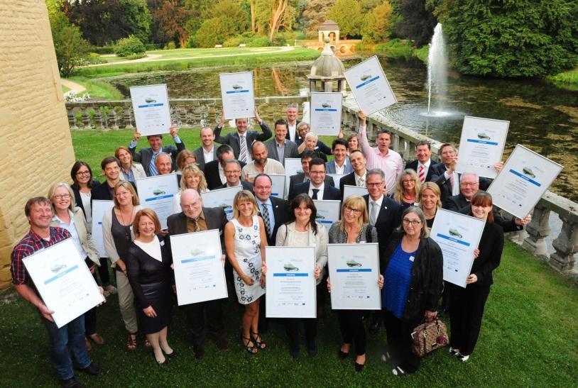 Ergebnisse aus CSR-Projekt vorgestellt - Gesellschaftliche Verantwortung im Mittelstand (Foto: L. Berns)