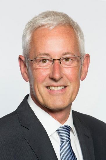 Geleitet wird die neue Regionaldirektion Rhein-Kreis Neuss - Krefeld von Hans-Werner Stratmann. (Foto: Eva-Maria Neder)