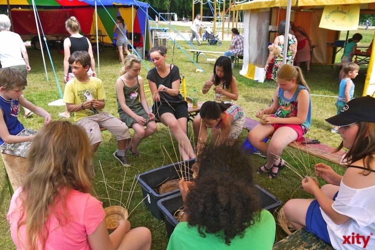 """Sommerspielplatz """"Spiel ohne Ranzen"""" startet am Samstag, 05. Juli 2014. (xity-Foto: E. Aslanidou)"""