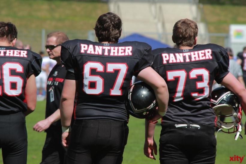 Panther Rookies kämpfen um Deutsche Meisterschaft (xity-Foto: P. Basarir)