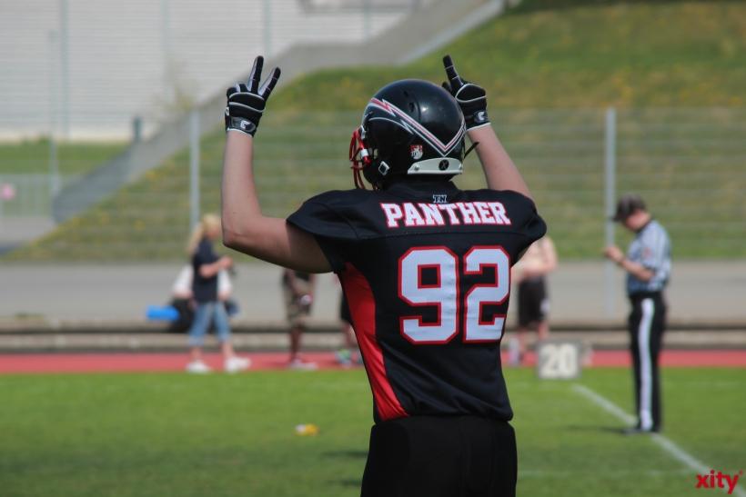 Die Panther Jugend der U19 steht im Halbfinale um die deutsche Meisterschaft (xity-Foto: P. Basarir)