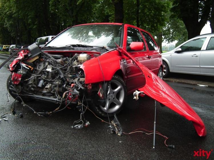 Meiste Verkehrsunfälle seit der Wiedervereinigung verzeichnet (xity-Foto: P.I.)