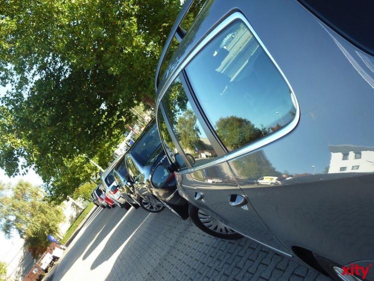 Ausgediente Dienstfahrzeuge des Ordnungsamtes Düsseldorf werden versteigert (xity-Foto: P.I.)