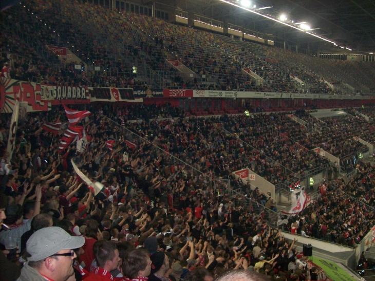 Der Karten-Vorverkauf für Fortuna Düsseldorf startet heute (xity-Foto: M. Völker)