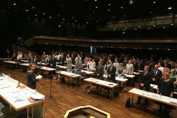 Stadtrat Krefeld legt Mitglieder der Ratsausschüsse fest (Foto: Stadt Krefeld)