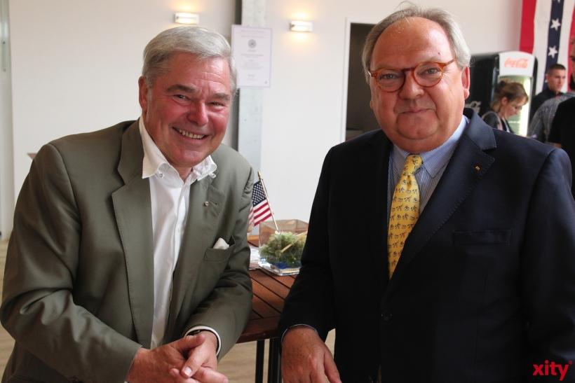 Dr. Lutz W. Aengevelt und Werner Matthias Dornscheidt (xity-Foto: P.I.)