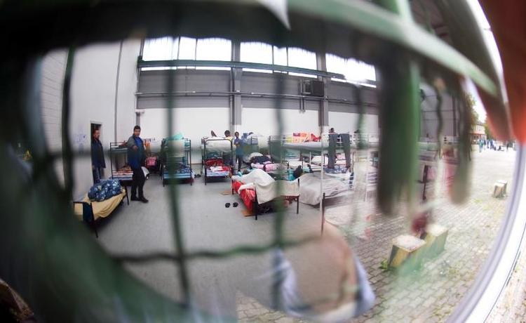 Bundestag beschließt Verschärfung des Asylrechts (© 2014 AFP)