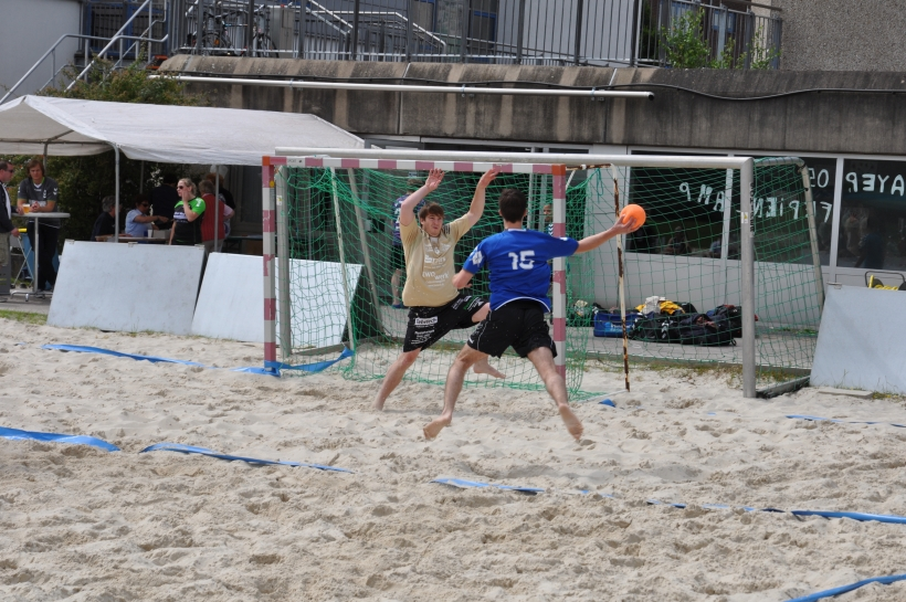 Insgesamt spielen 50 Teams aus Jugend und Senioren. (Foto: Jens Sattler)