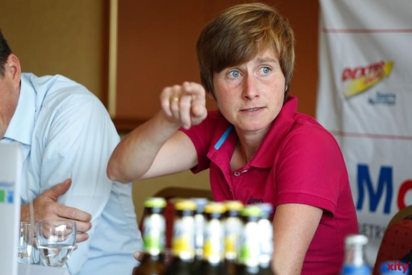 Sonja Oberem - Sportliche Leitung (xity-Foto: D. Creutz)