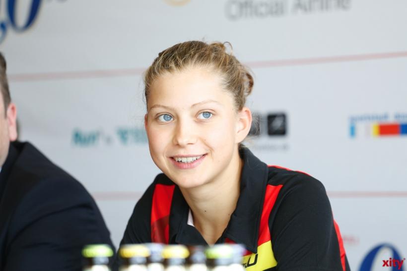 Sophia Saller ist Vizeeuropameisterin im Triathlon (xity-Foto: D. Creutz)