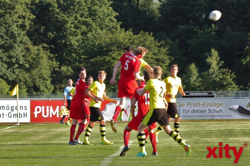 BVB II gegen TuS Haltern. (xity-Foto: A.Meyer)