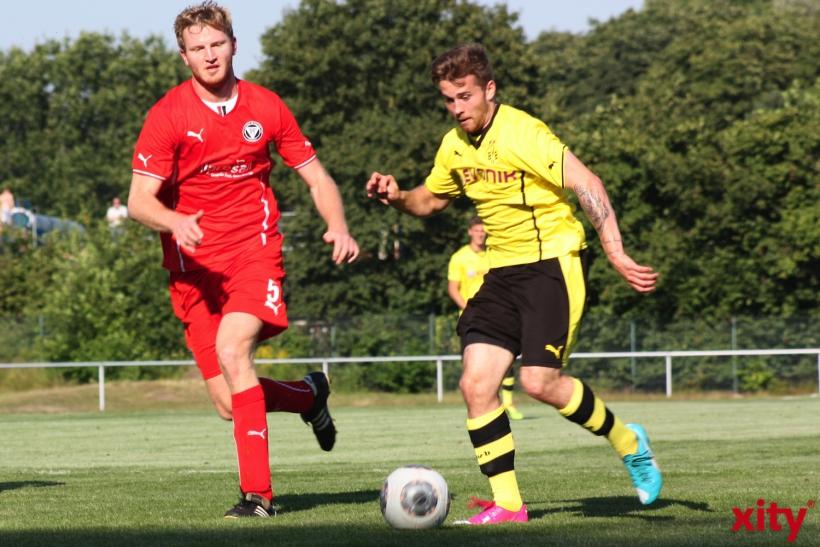 Der BVB gewann mit 2:0. (xity-Foto: A.Meyer)