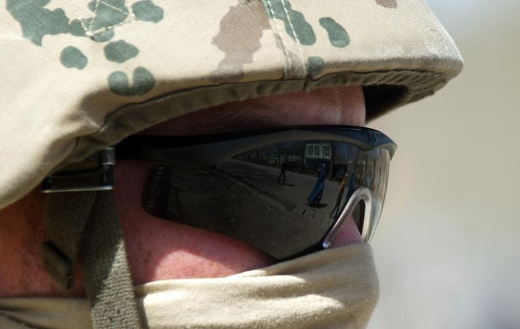 SZ: Von der Leyen plant mehr Teilzeit bei der Bundeswehr (© 2014 AFP)