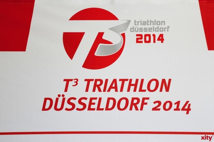 Heute geht der T3 Triathlon in Düsseldorf an den Start (xity-Foto: D. Creutz)