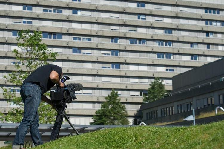IP-Adresse in Fall von Schumachers Krankenakte ermittelt (© 2014 AFP)