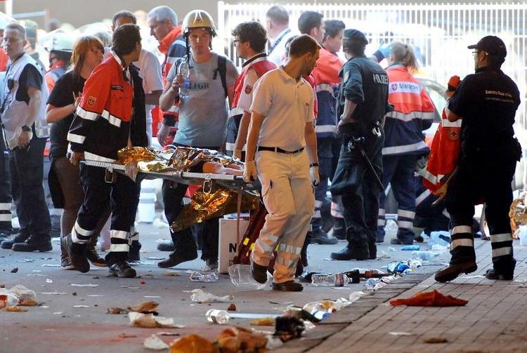 Loveparade-Opfer wollen Zivilklage einreichen (© 2014 AFP)