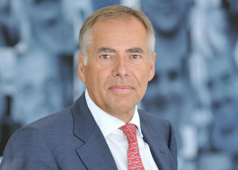 Heinz-Peter Schlüter ist neues Aufsichtsratsmitglied bei Fortuna Düsseldorf (Foto: Trimet)