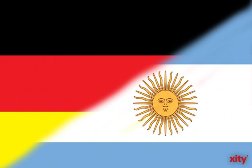 Argentinien ist Deutschlands Finalgegner (xity-Foto: D. Creutz)