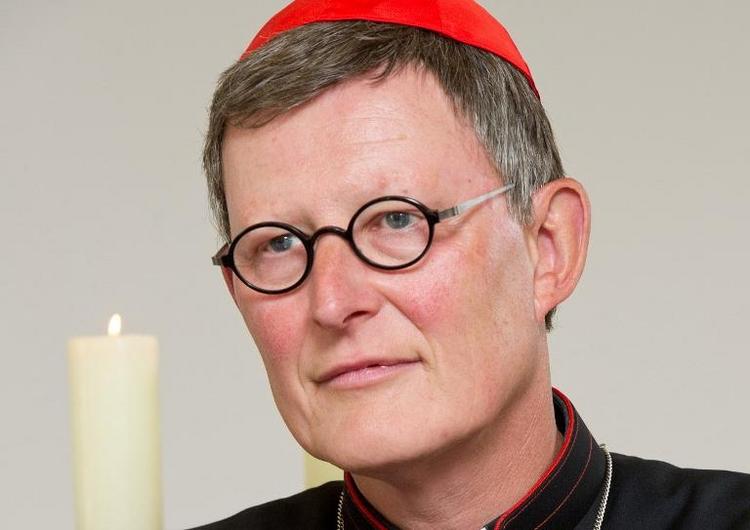 Grünen-Politiker loben Erzbischof Woelki (© 2014 AFP)