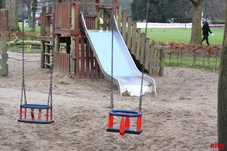 Ergebnisse der Untersuchung von 20 Kinderspielplätzen in Krefeld liegen vor. (xity-Foto: D. Mundstock)