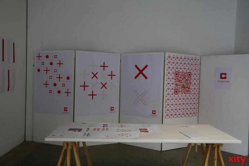 Werkschau der Fachbereiche Architektur und Design (xity-Foto: D. Creutz)