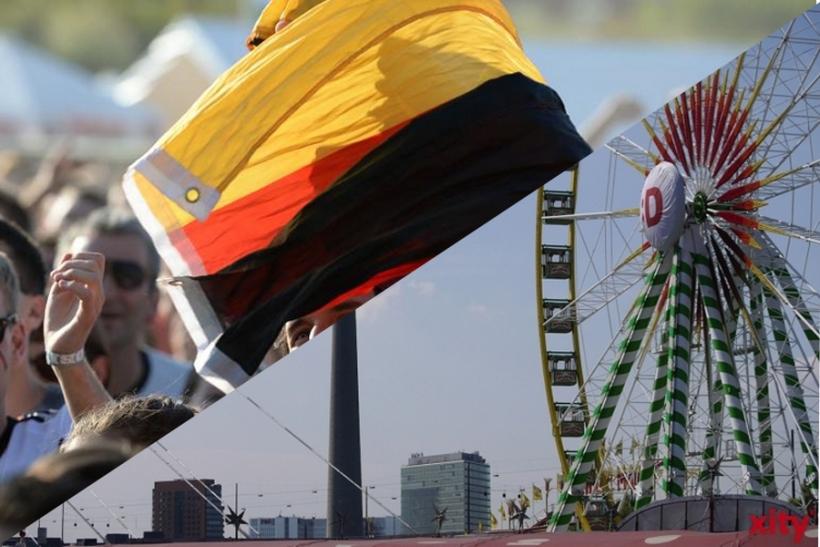 WM-Finale auf der Rheinkirmes live erleben (xity-Foto: D. Postert)