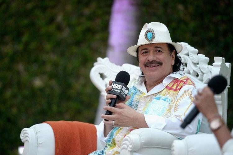 "Santana: Steffi Graf ist ""mein absoluter Champion"" (© 2014 AFP)"