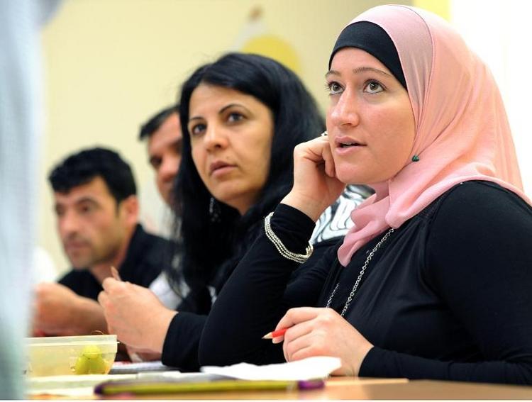 Berlin will trotz EuGH-Urteils an Sprachtests festhalten (© 2014 AFP)
