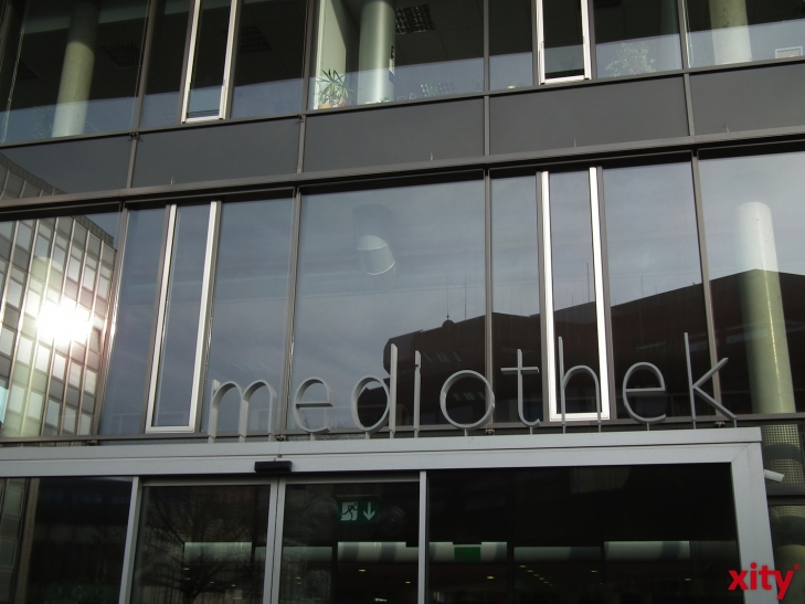 Kulturrucksack: Sommerangebote in der Mediothek Krefeld. (xity.Foto: E. Aslanidou)