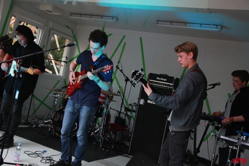 ... oder auf der Young Talent Stage unverbrauchte, neue Talente hören (xity-Foto: P. Basarir)