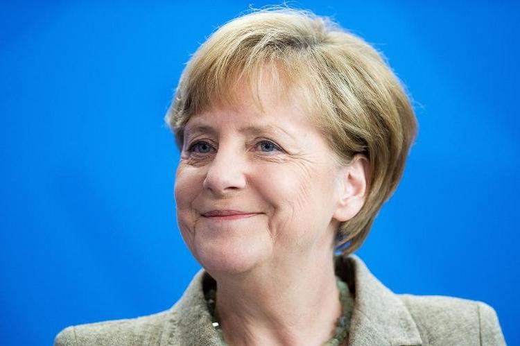 Sprecherin: Merkel hegt keinerlei Rücktrittsgedanken (© 2014 AFP)