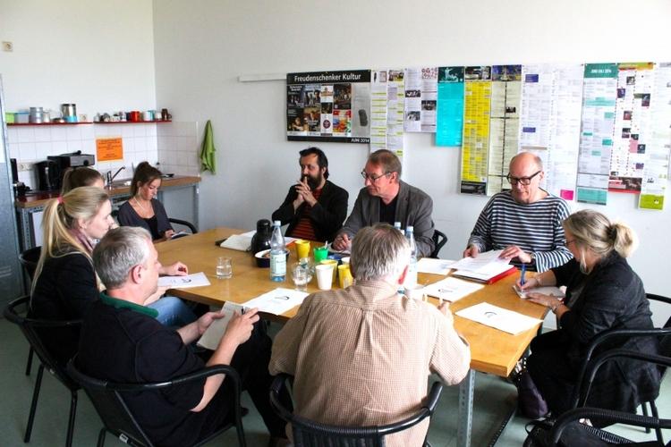 "Spielplanvorstellung 2014/15 des Kinder- und Jugendtheaters ""Kresch"" in Krefeld. (xity-Foto: E. Aslanidou)"