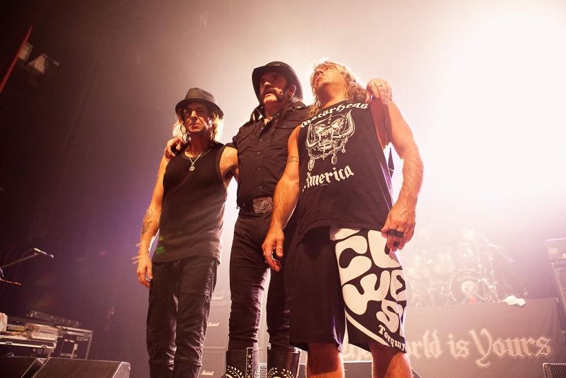 Motörhead für vier Konzerte in Deutschland (Foto: Ray Ahner)