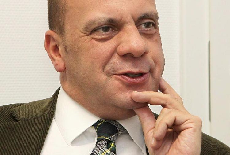 Hartmann lässt Vorstandsposten in Rheinland-Pfalz ruhen (© 2014 AFP)