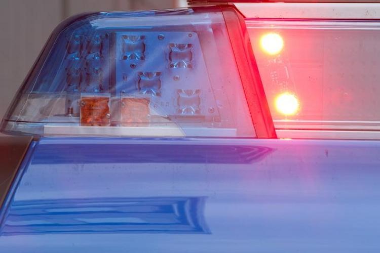 Großeinsatz nach vermeintlichem Schuss auf Polizeiauto (© 2014 AFP)