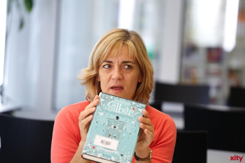 Martina Leschner, Leiterin Kinder- und Jugendbibliothek (xity-Foto: D. Creutz)