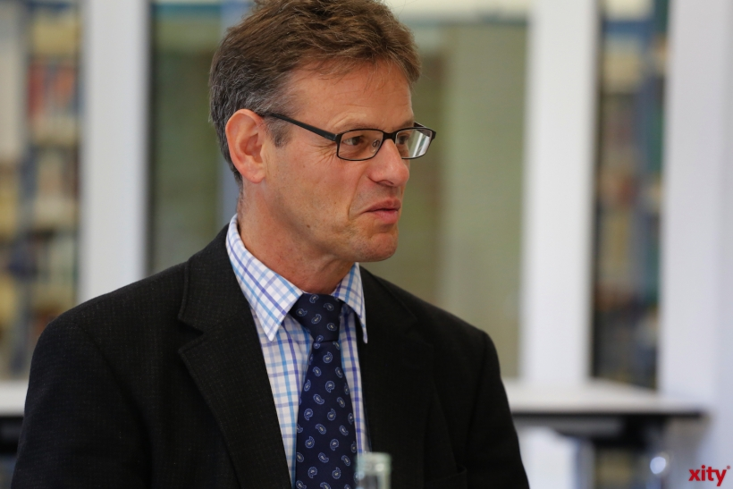 Dr. Norbert Kamp, Direktor der Stadtbüchereien (xity-Foto: D. Creutz)