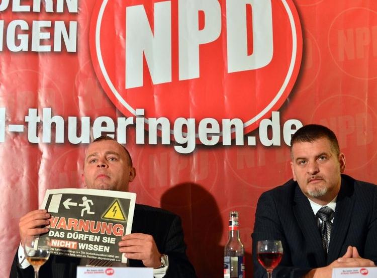 NPD scheitert mit Eilantrag gegen Schwesig in Karlsruhe  (© 2014 AFP)