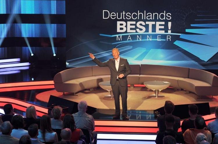 """ZDF stellt """"Deutschlands Beste"""" nach Manipulationen ein (© 2014 AFP)"""
